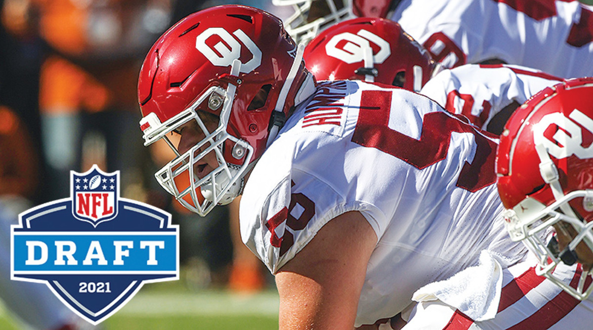 2021 NFL Draft Profile: Creed Humphrey