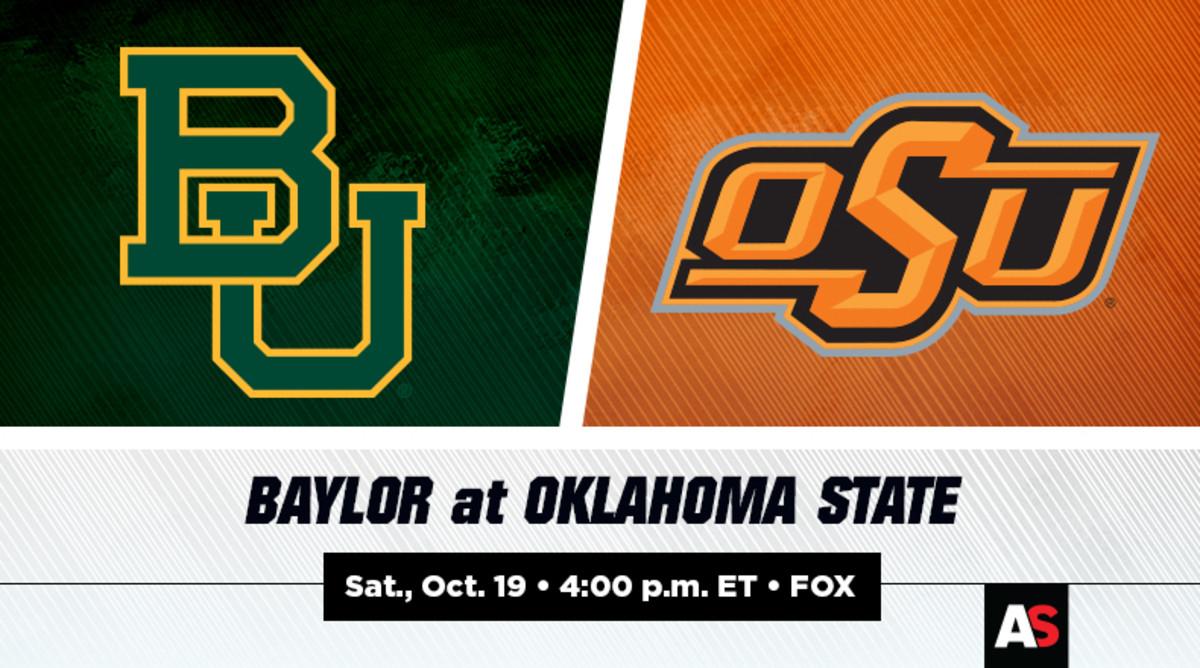 Baylor vs. Oklahoma State Football Prediction and Preview