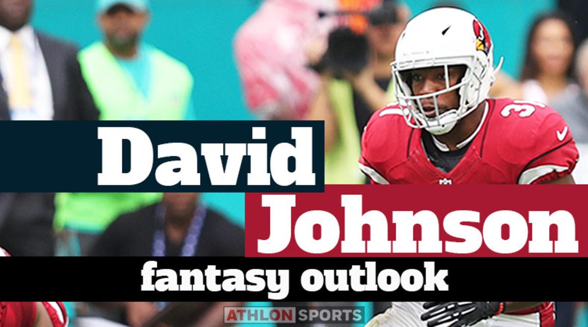 David Johnson: Fantasy Outlook 2020