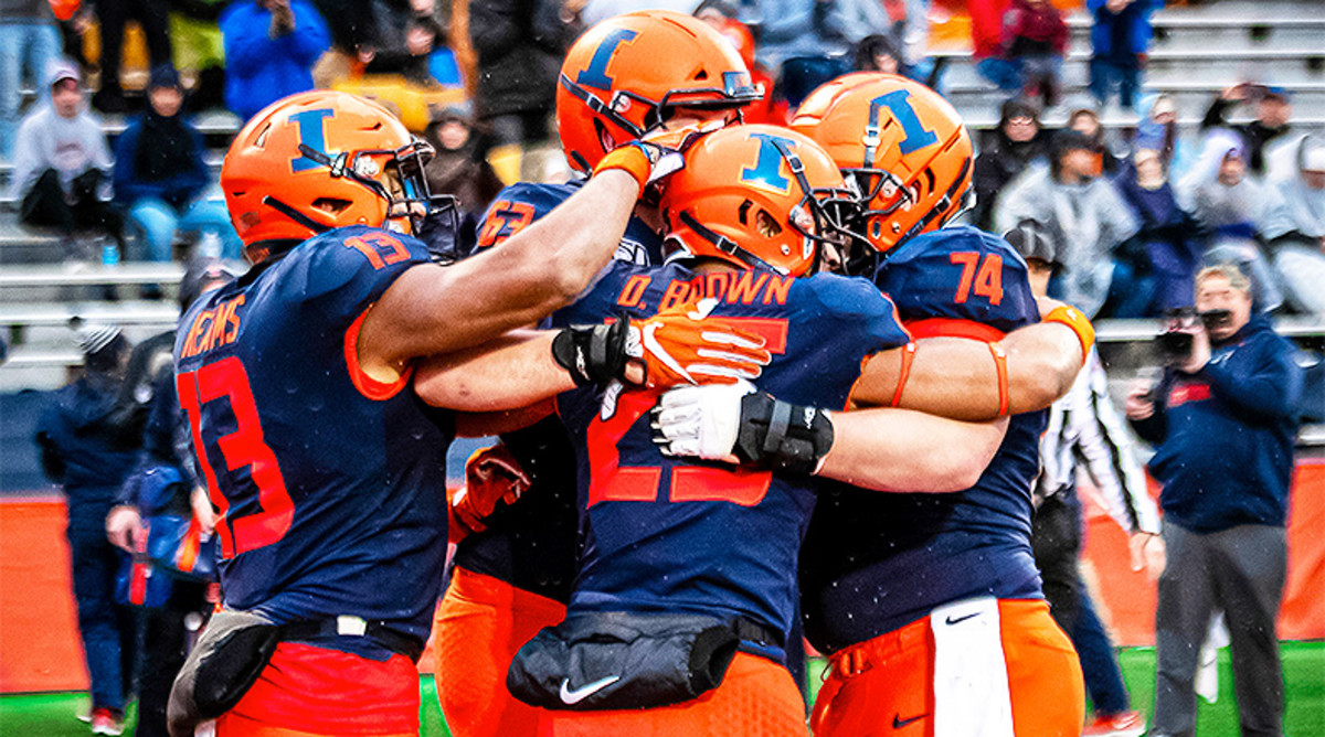 Illinois Football: Game-by-Game Predictions for 2020