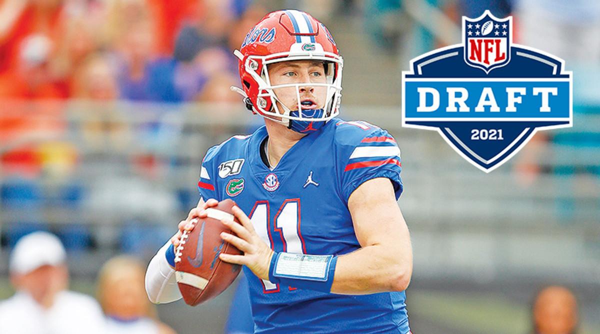 2021 NFL Draft Profile: Kyle Trask