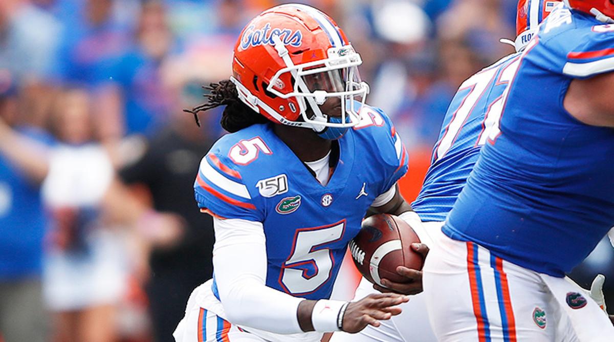 Emory Jones, Florida Gators Football