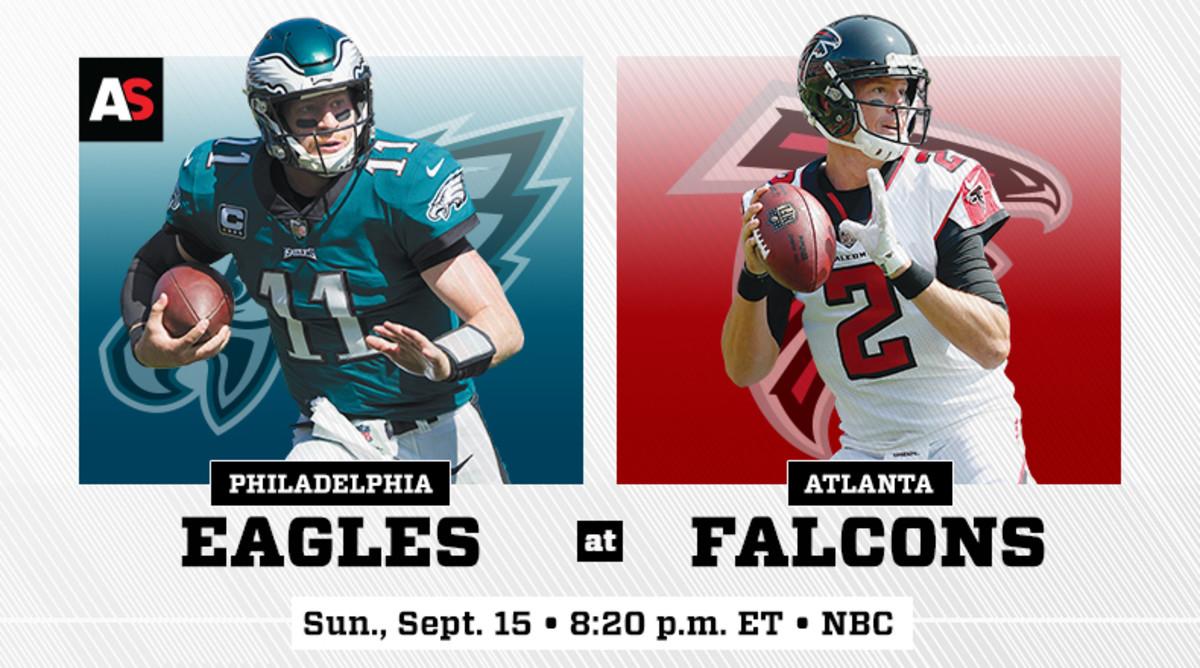 Sunday Night Football: Philadelphia Eagles vs. Atlanta Falcons Prediction and Preview