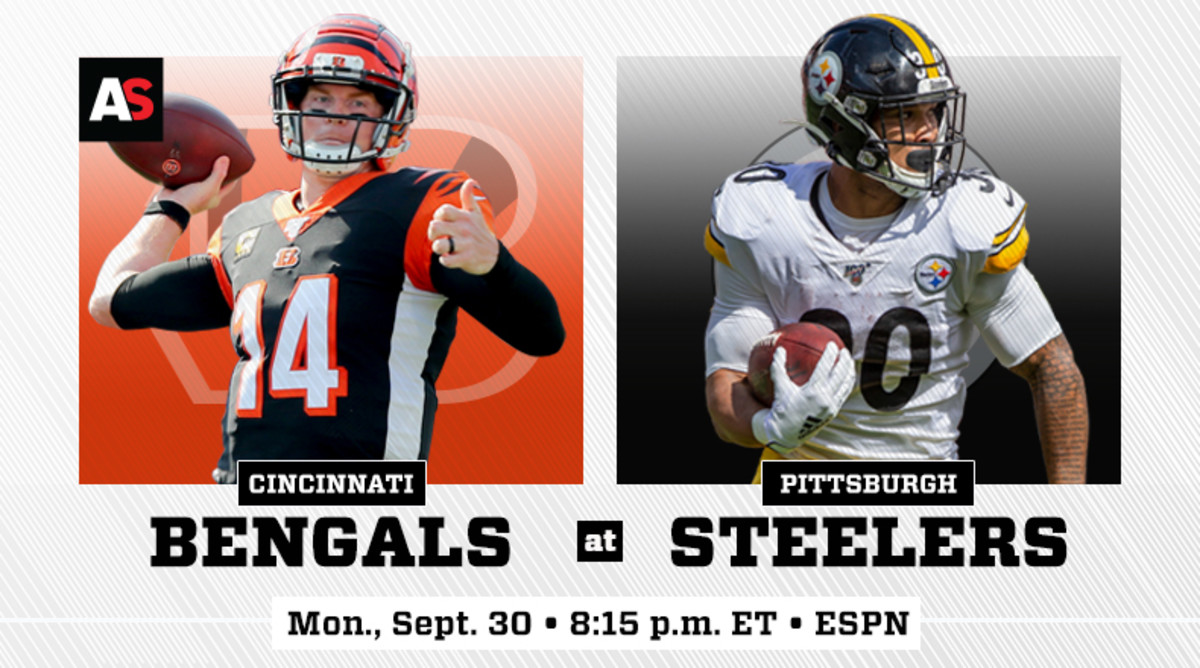 Monday Night Football: Cincinnati Bengals vs. Pittsburgh Steelers Prediction and Preview