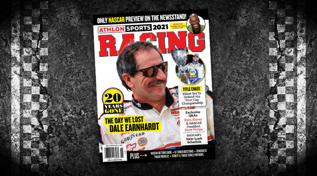 Athlon Sports' 2021 NASCAR Preview Magazine is Available Now
