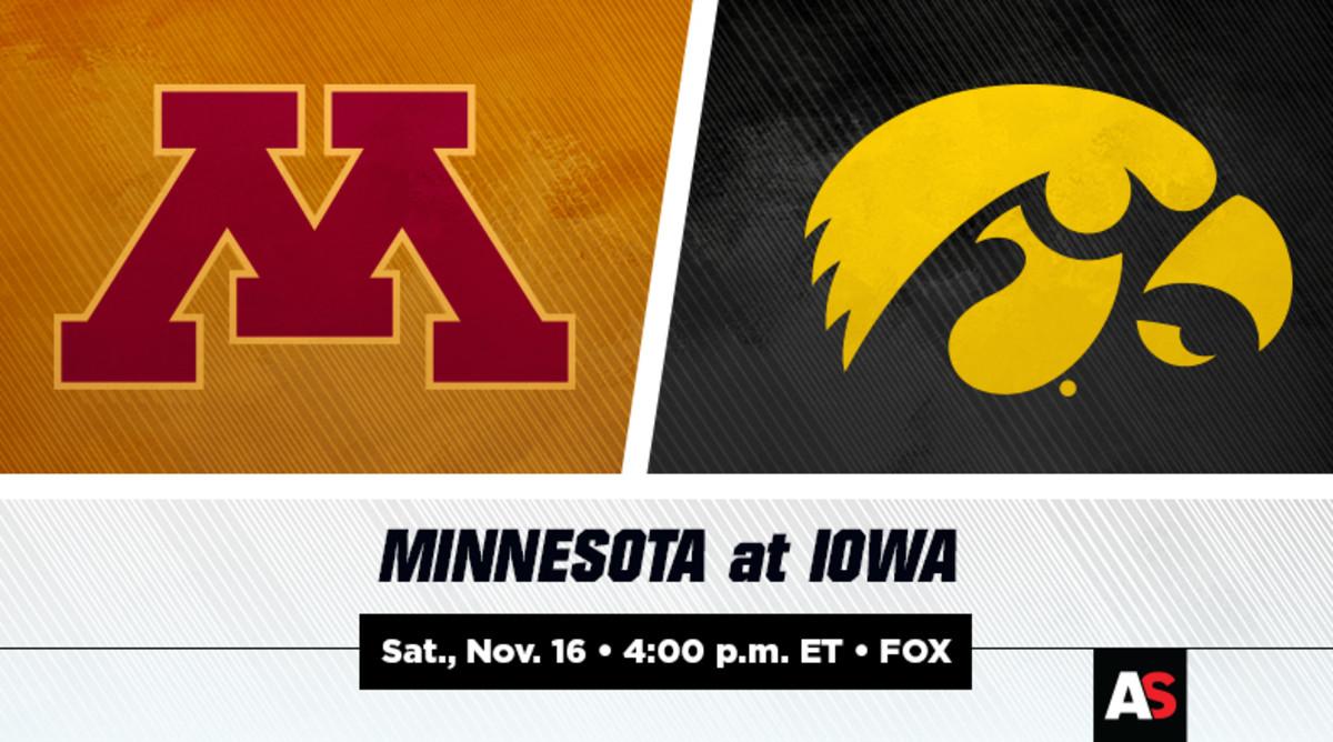 Minnesota vs. Iowa Football Prediction and Preview