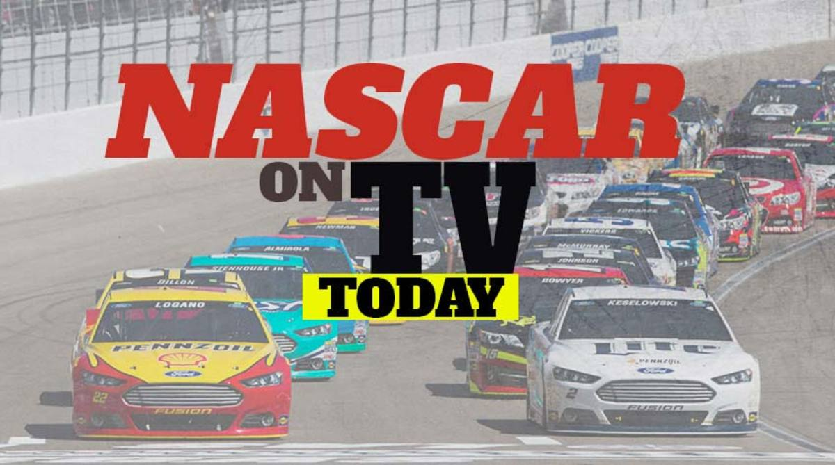 NASCAR Racing on TV Today: Chicagoland's Camping World 400 (Sunday, June 30)