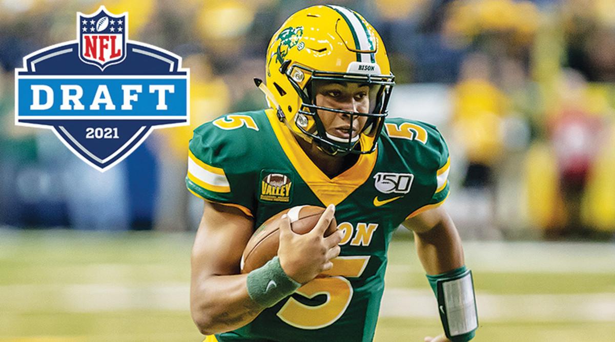 2021 NFL Draft Profile: Trey Lance