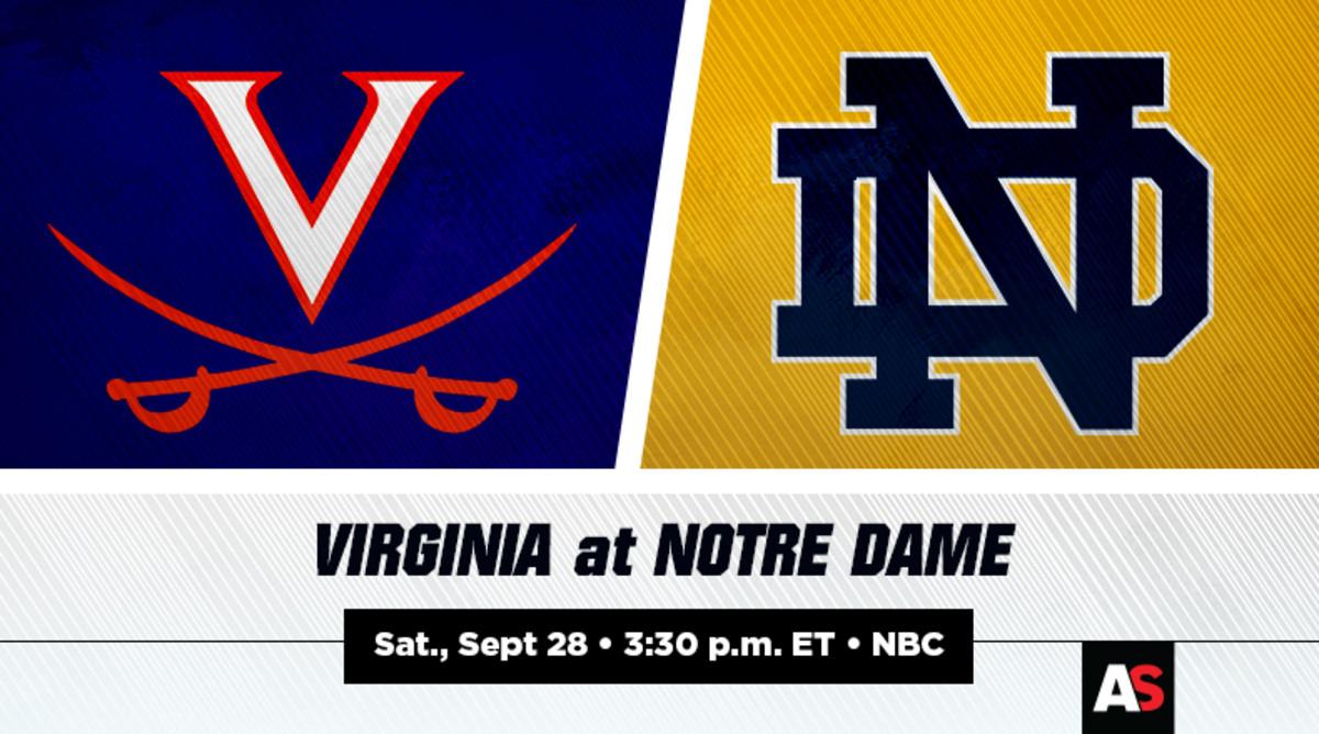 Virginia vs. Notre Dame Football Prediction and Preview