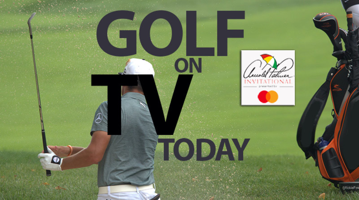 Golf on TV Today (Saturday, March 7): Arnold Palmer Invitational