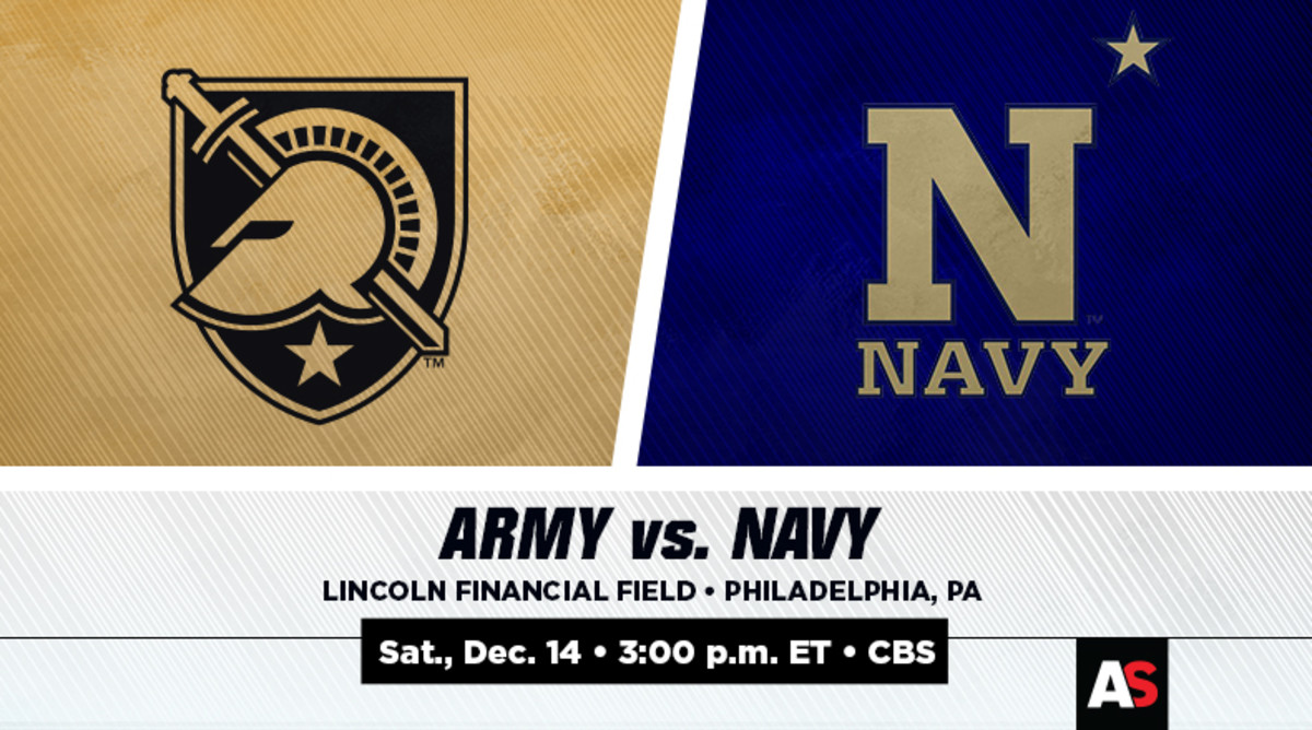 Army vs. Navy Football Prediction and Preview