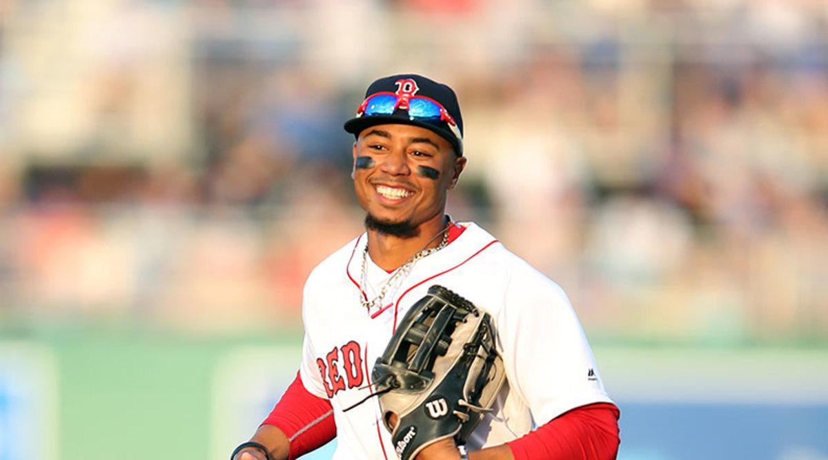 Boston Red Sox: Mookie Betts