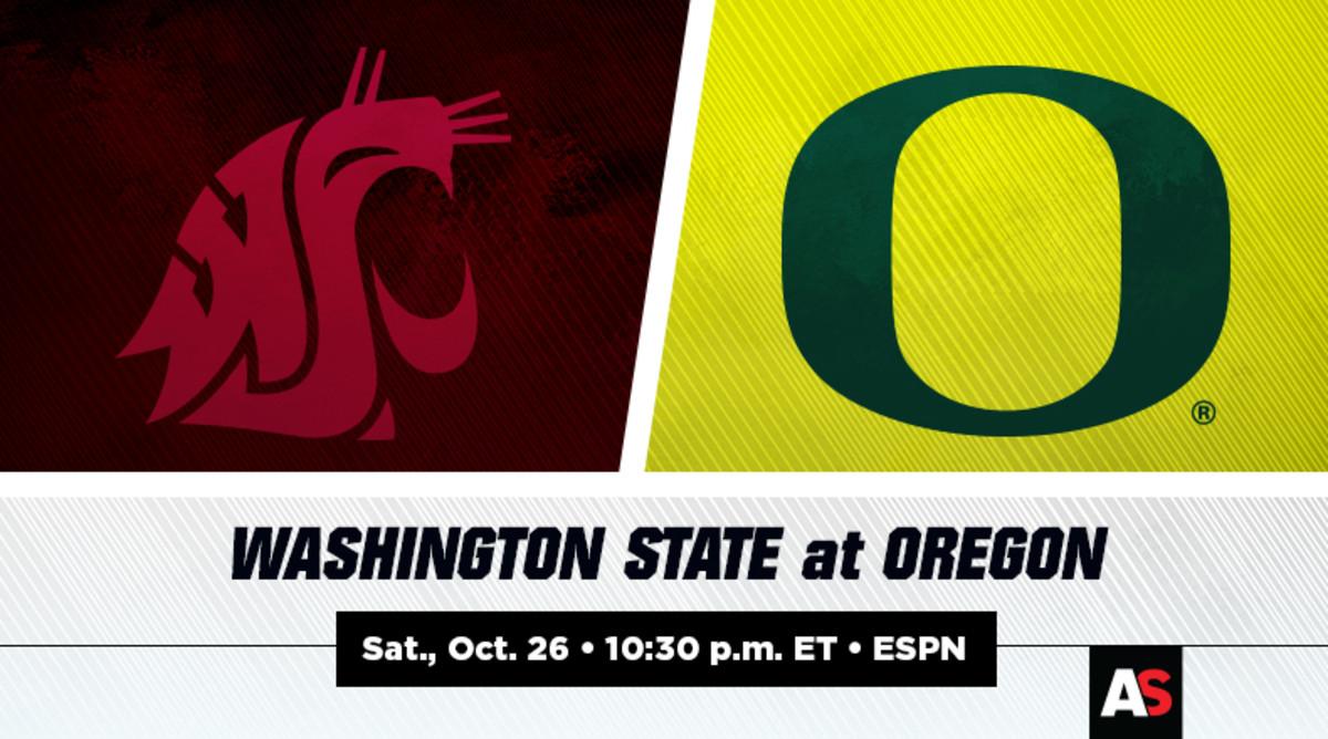 Washington State vs. Oregon Football Prediction and Preview