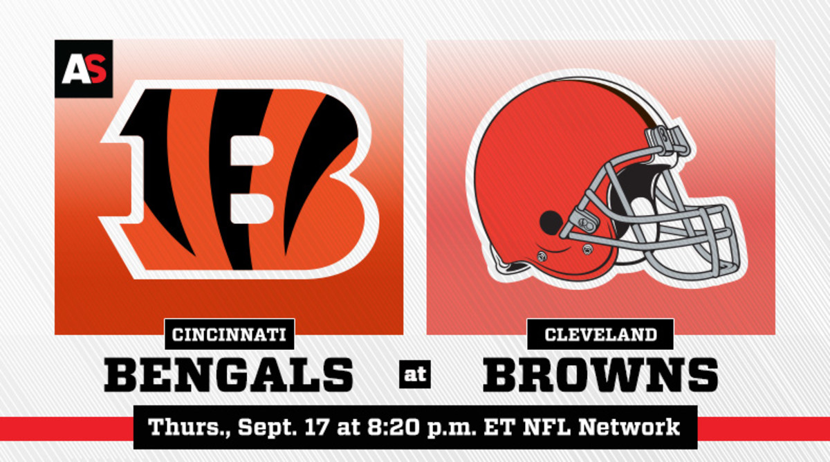 Thursday Night Football: Cincinnati Bengals vs. Cleveland Browns Prediction and Preview