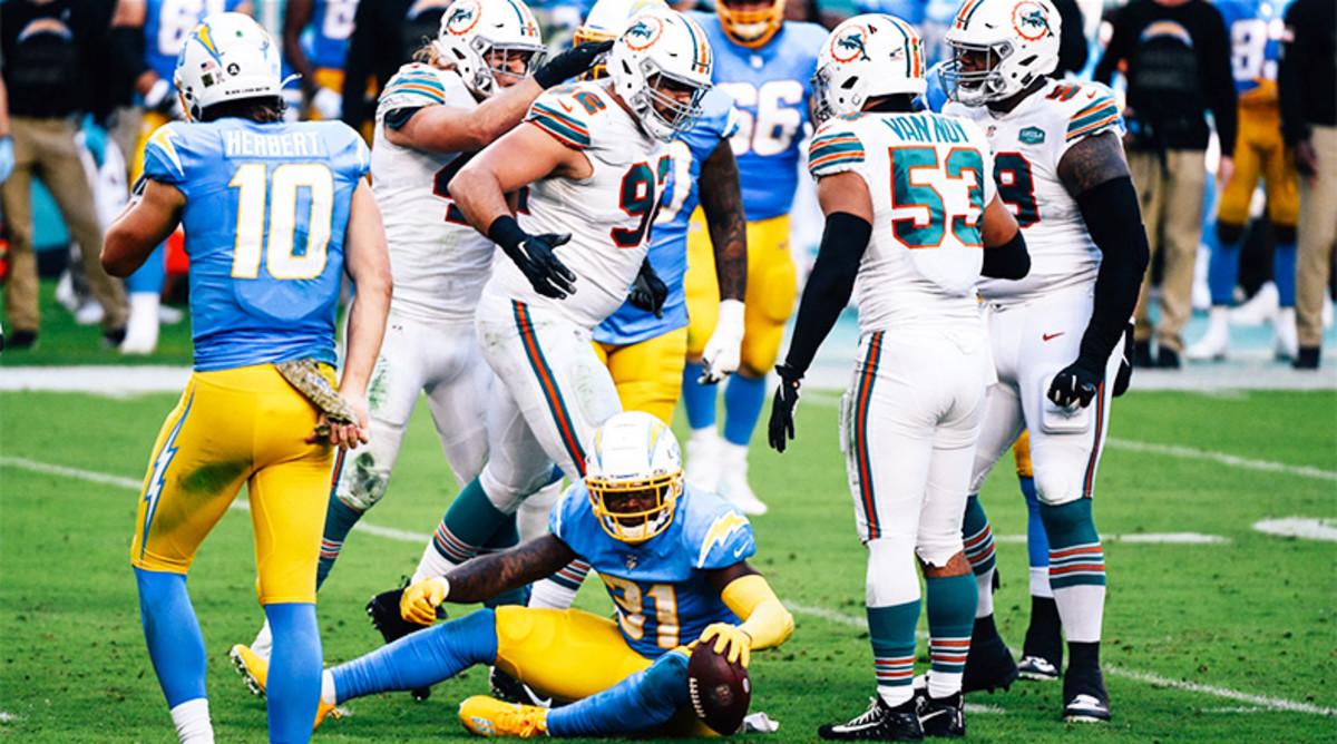 Defense/Special Teams Rankings Week 11: Miami Dolphins