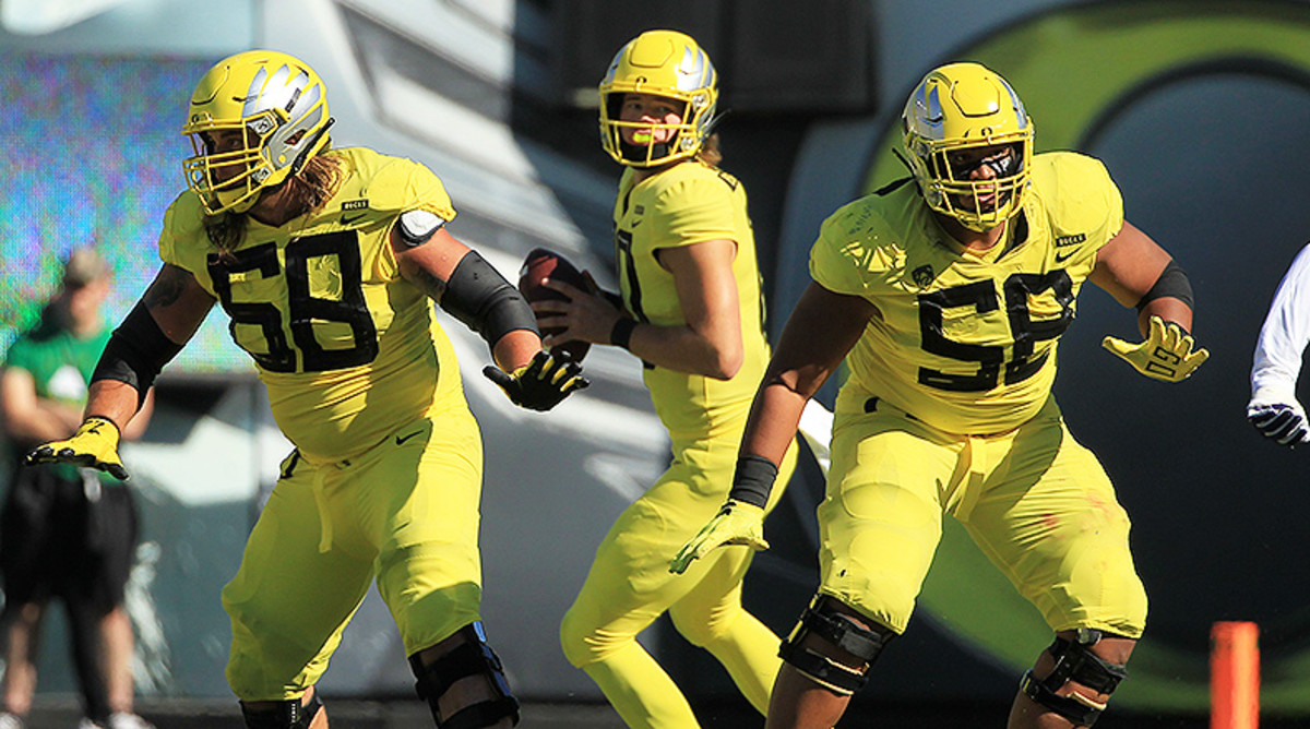 Pac-12 Football: Offensive Line Play Shapes the Landscape in 2019