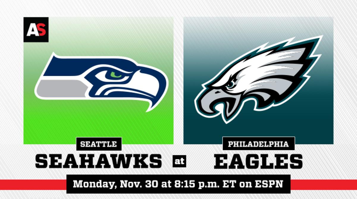 Monday Night Football: Seattle Seahawks vs. Philadelphia Eagles Prediction and Preview