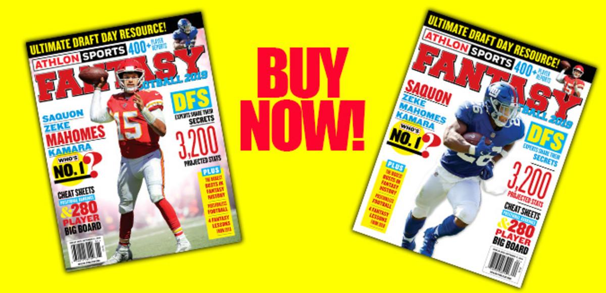 Fantasy Football Magazine