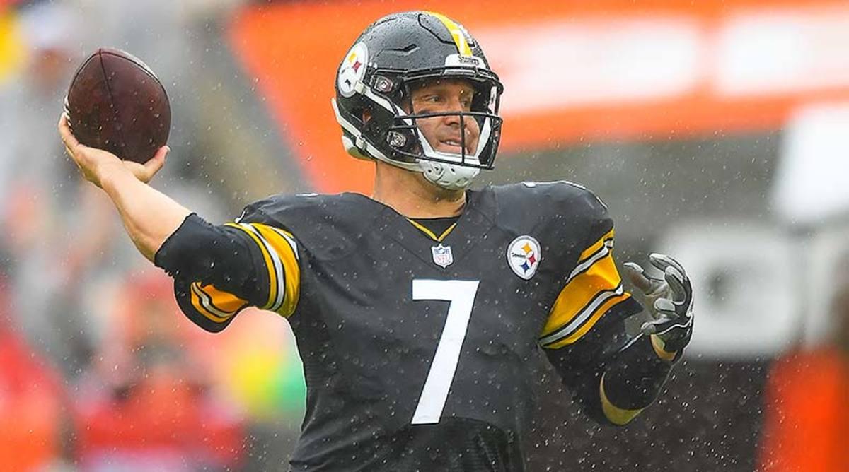 Quarterback Rankings Week 8: Ben Roethlisberger