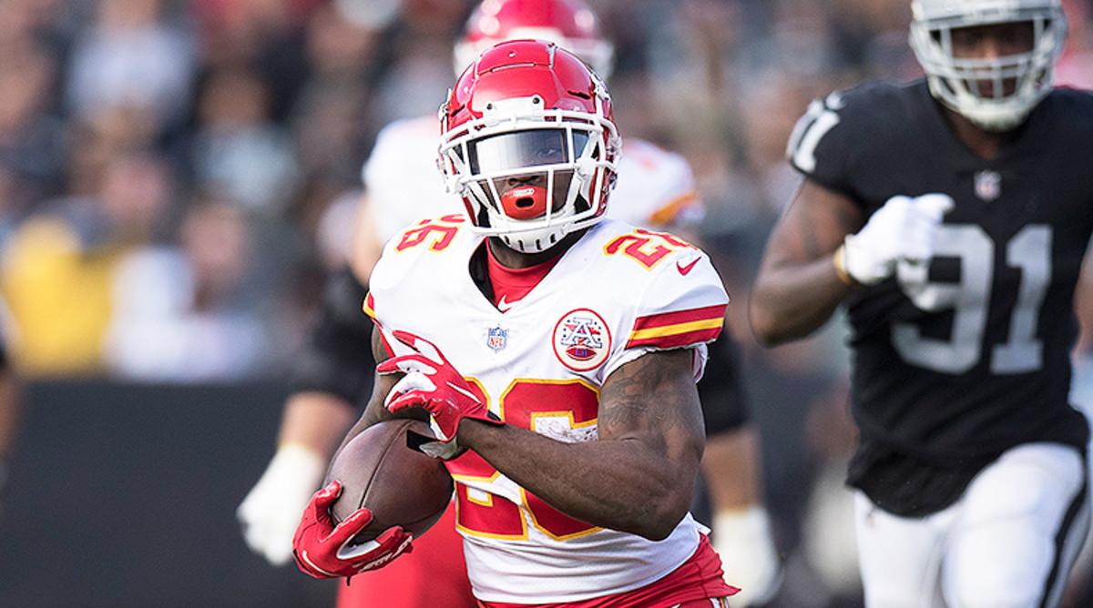 NFL Injury Report: Damien Williams