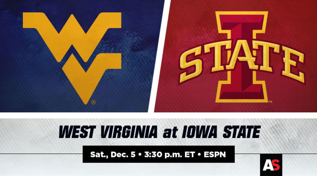 West Virginia (WVU) vs. Iowa State (ISU) Football Prediction and Preview