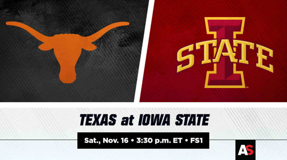 Texas vs. Iowa State Football Prediction and Preview