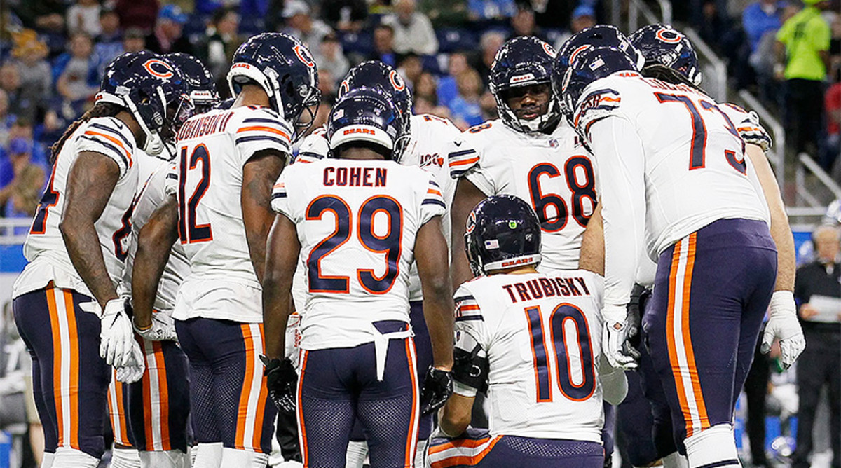Chicago Bears: 5 Takeaways from 2020 Schedule