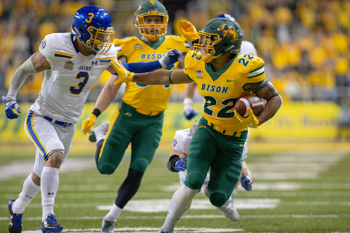 FCS Football: 5 Thoughts if This Was Opening Day