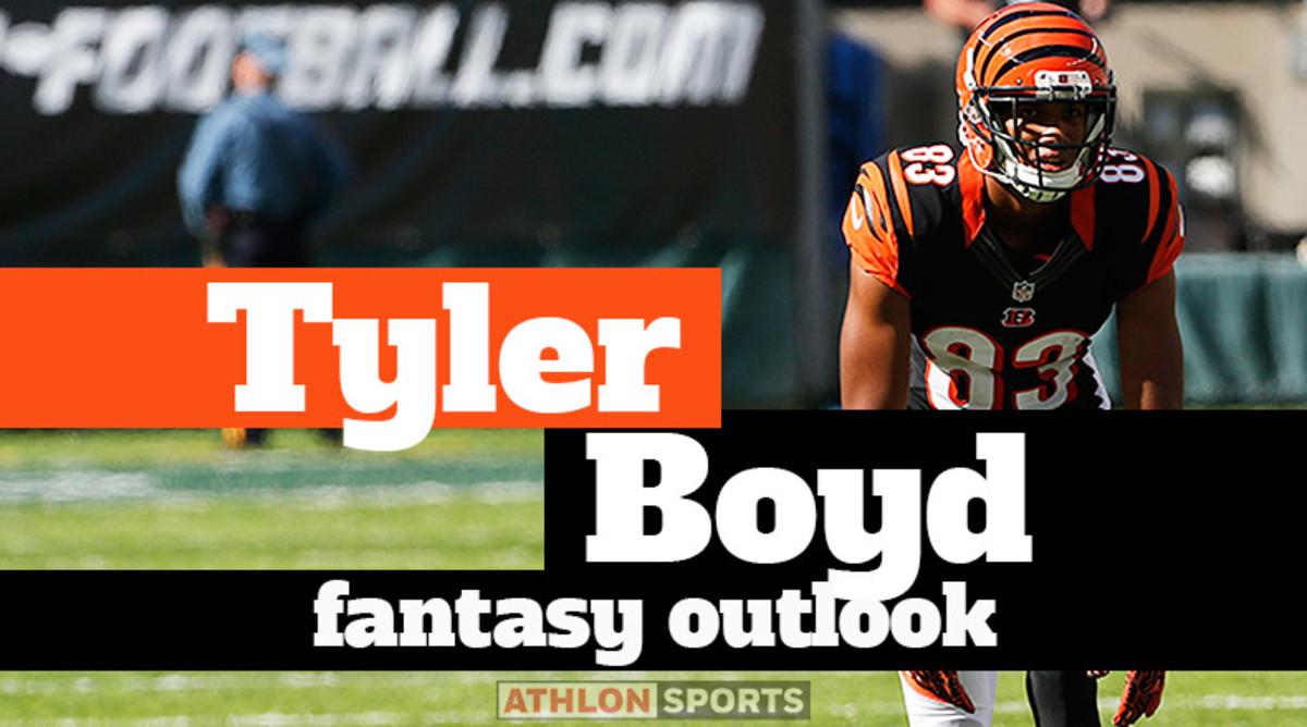 Tyler Boyd: Fantasy Outlook 2020