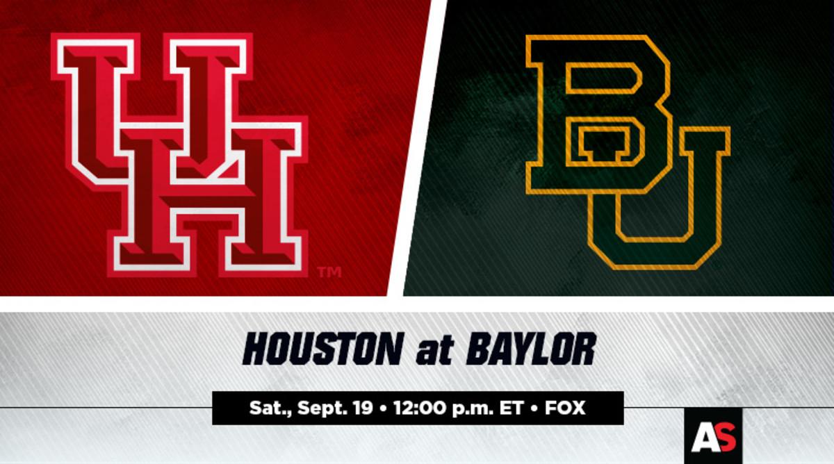 Houston vs. Baylor Football Prediction and Preview