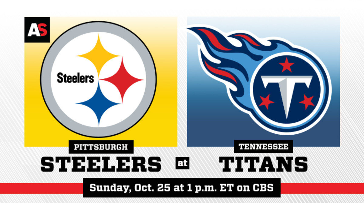 Pittsburgh Steelers vs. Tennessee Titans Prediction and Preview