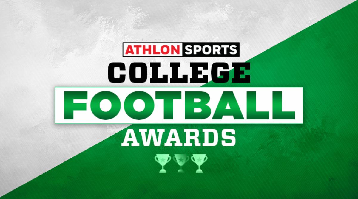 Athlon: College Football Week 2 Awards