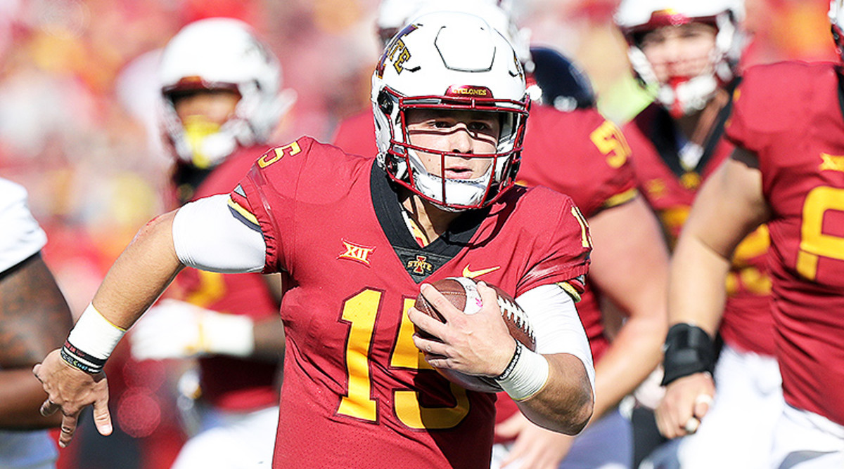 Iowa State vs. Texas Tech Football Prediction and Preview