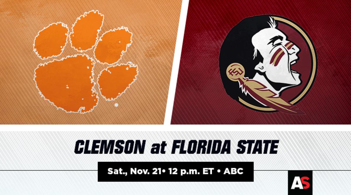 Clemson vs. Florida State (FSU) Football Prediction and Preview