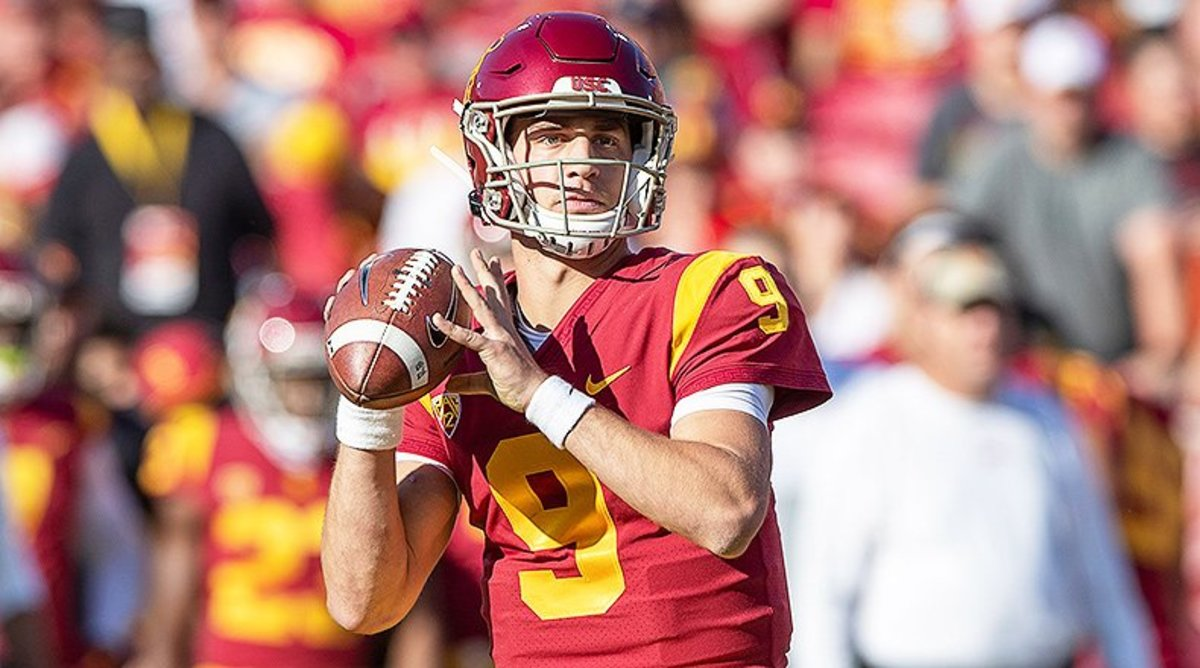 Kedon Slovis, USC Trojans Football