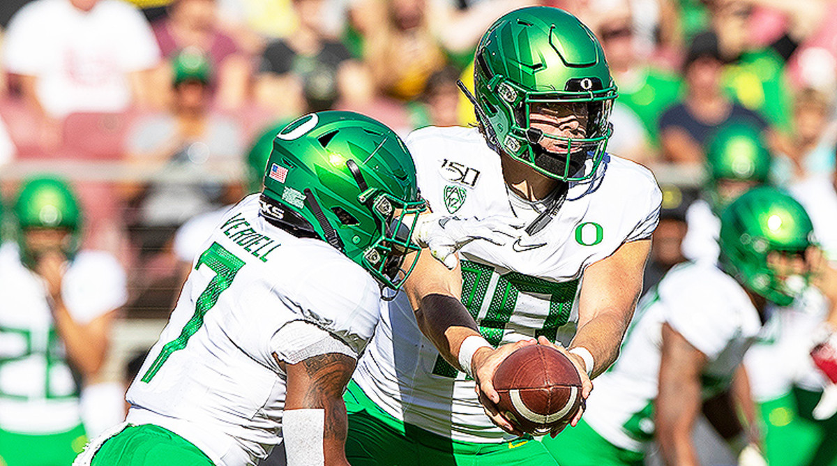Oregon Football: Ducks Midseason Review and Second Half Preview
