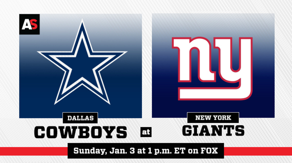 Dallas Cowboys vs. New York Giants Prediction and Preview