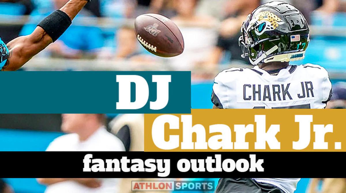 DJ Chark Jr.: Fantasy Outlook 2020