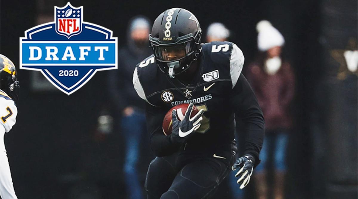 2020 NFL Draft Profile: Ke'Shawn Vaughn