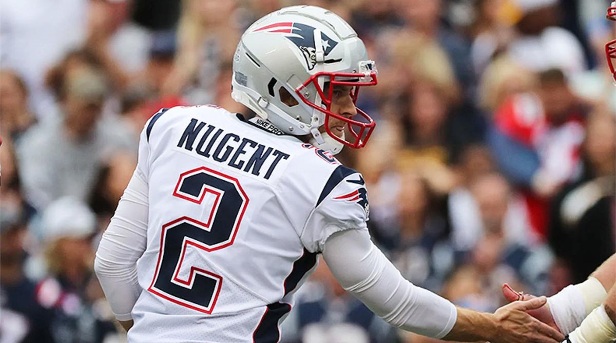 Kicker Rankings Week 6: Mike Nugent