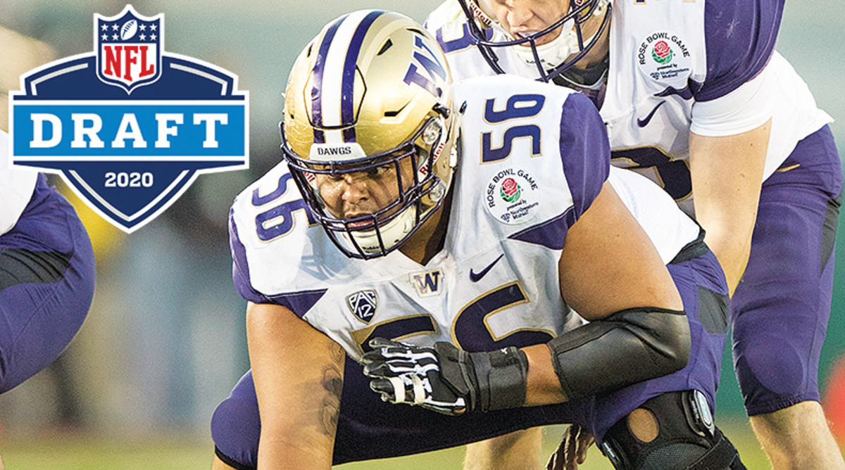 2020 NFL Draft: Offensive Guard and Center Rankings