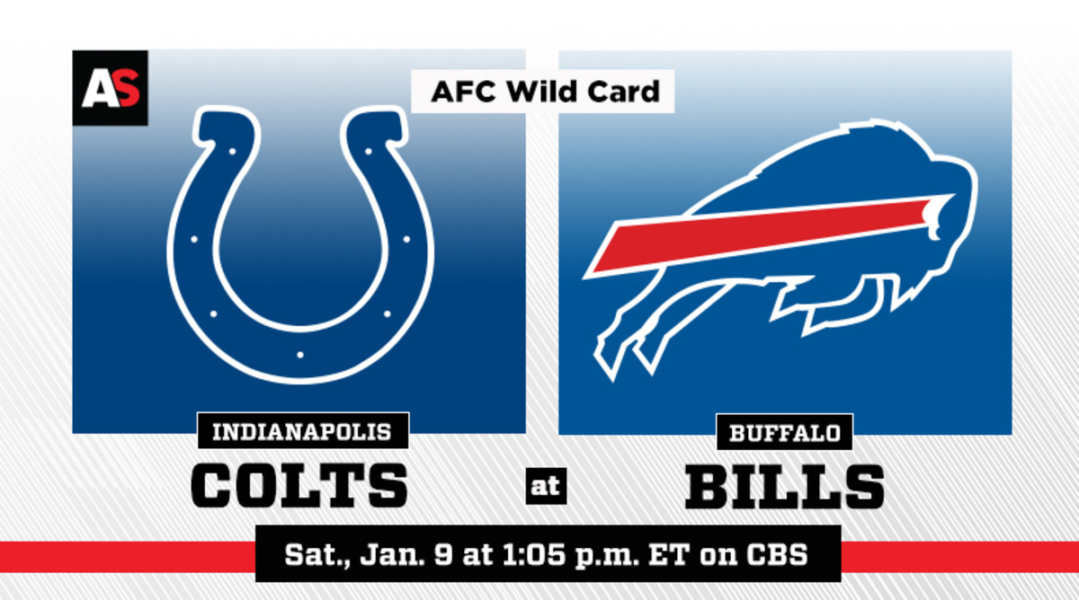 AFC Wild Card Prediction and Preview: Indianapolis Colts vs. Buffalo Bills