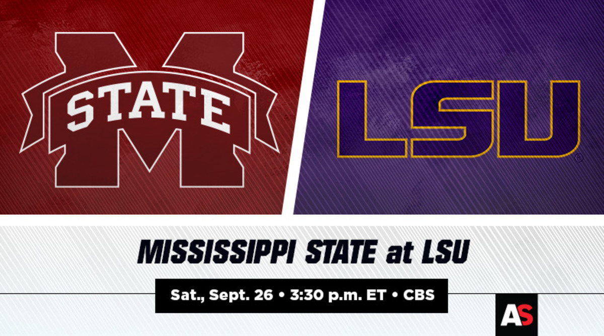 Mississippi State vs. LSU Football Prediction and Preview