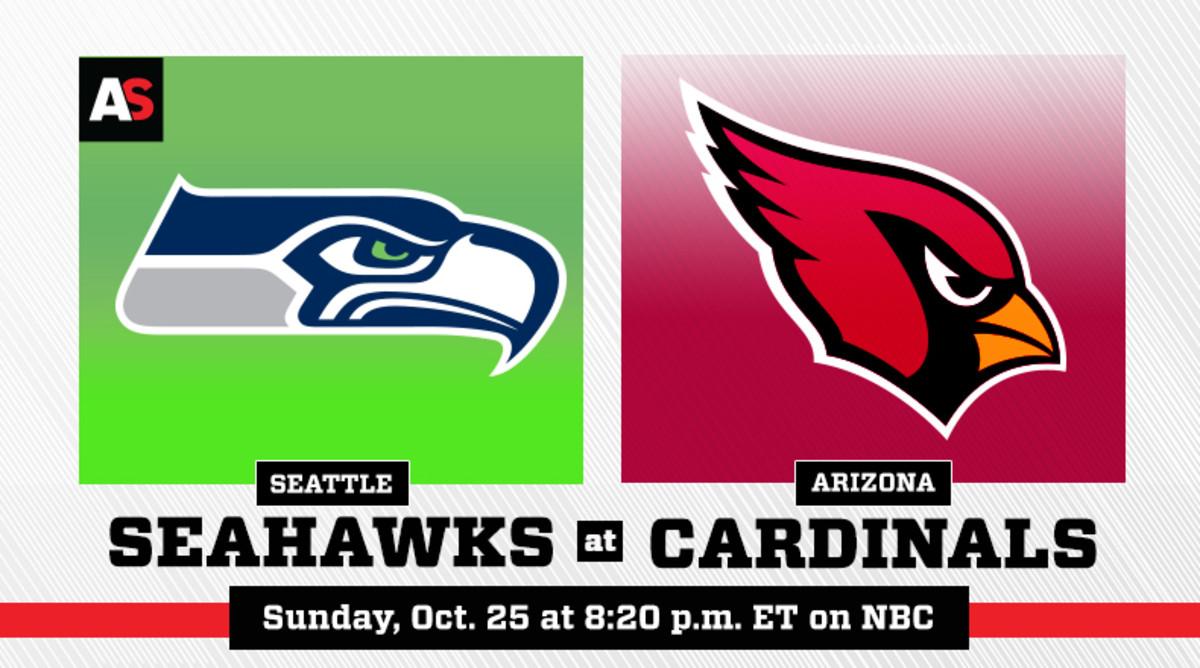 Sunday Night Football: Seattle Seahawks vs. Arizona Cardinals Prediction and Preview