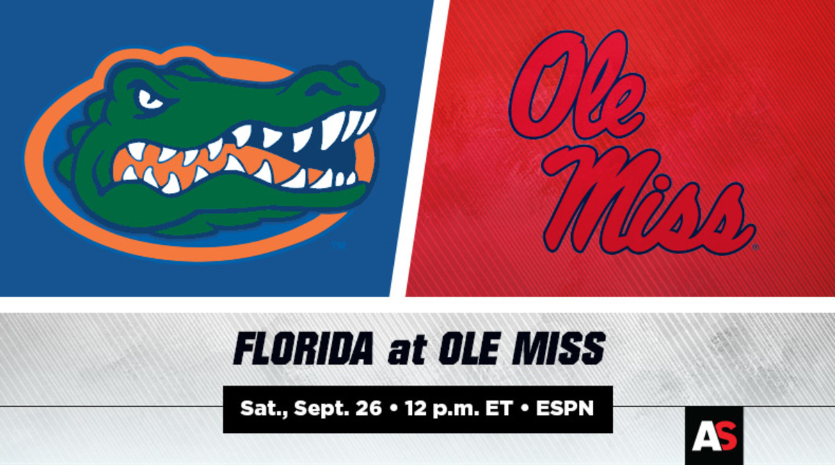 Florida vs. Ole Miss Football Prediction and Preview