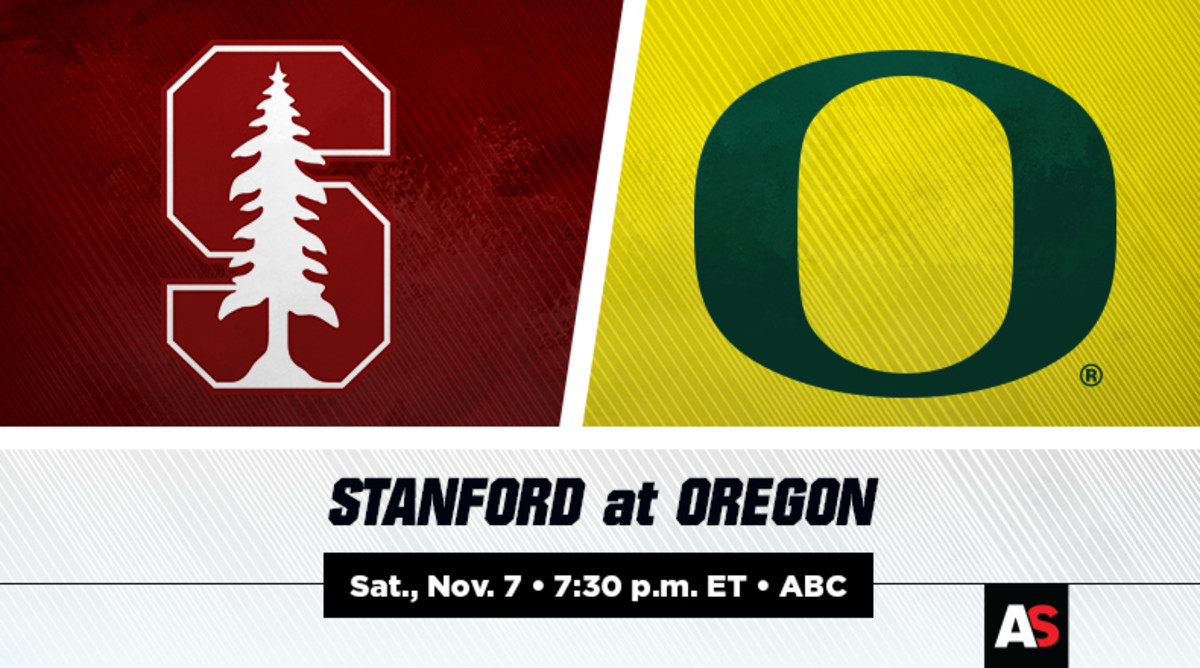 Stanford vs. Oregon Football Prediction and Preview
