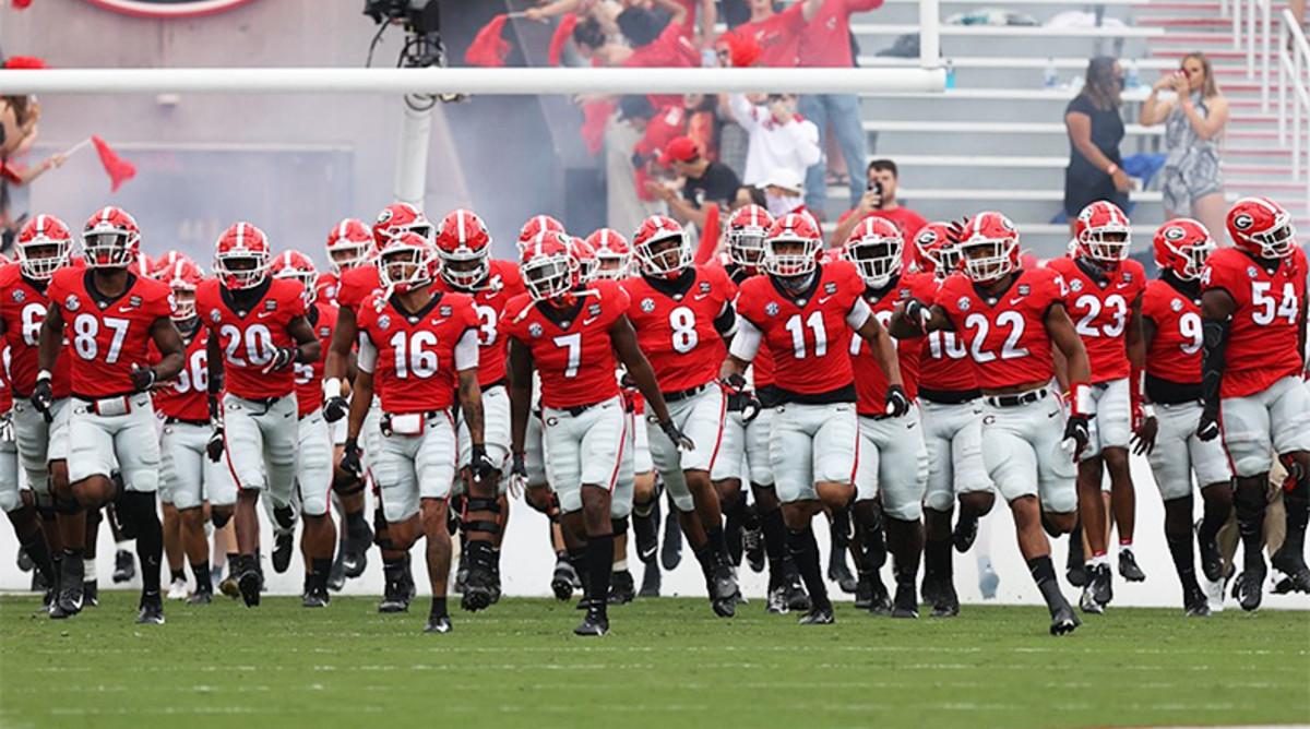 Georgia Football: Bulldogs' 2021 Schedule Analysis