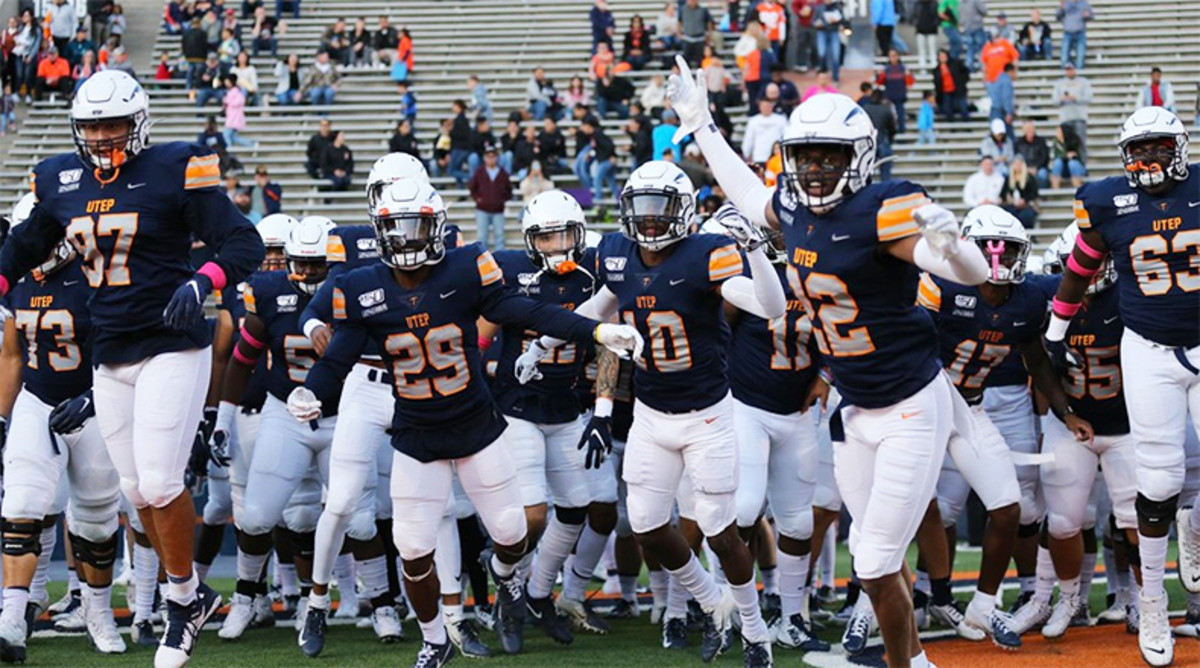 Stephen F. Austin vs. UTEP Football Prediction and Preview