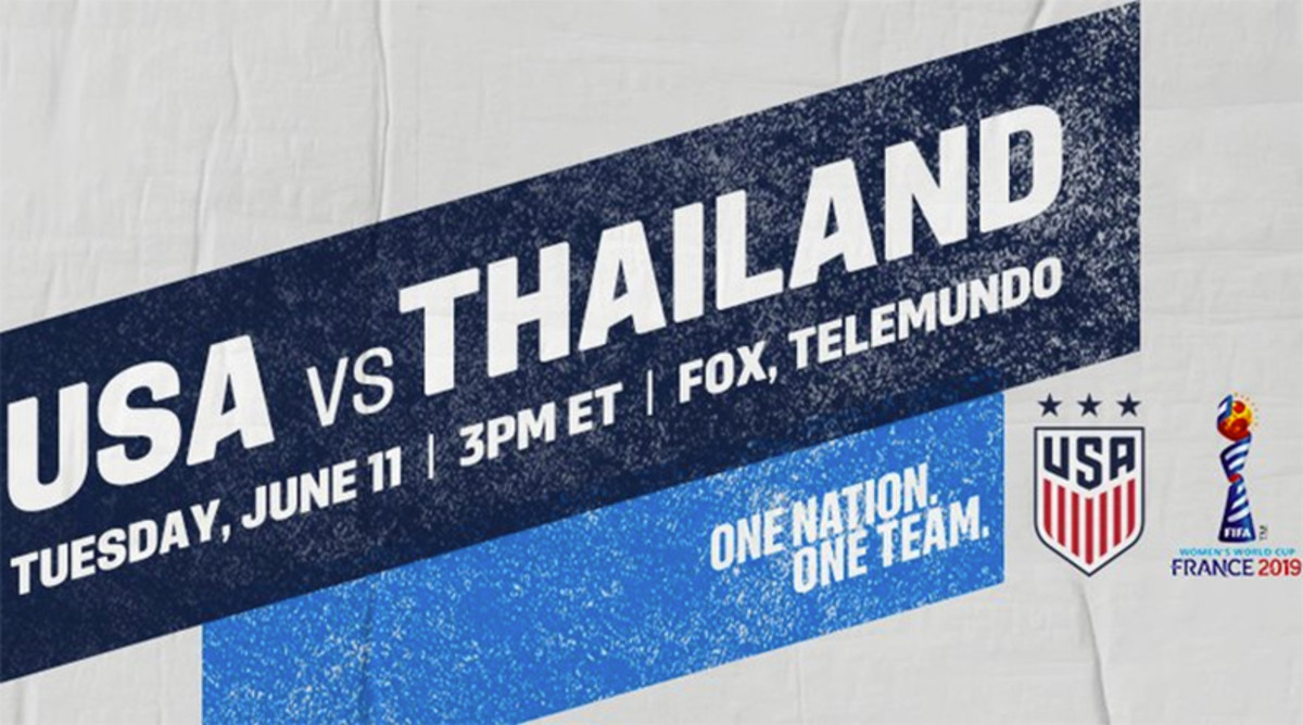 United States vs. Thailand: Women's World Cup Prediction and Preview