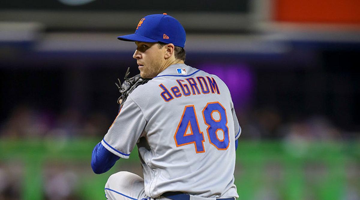 New York Mets: Jacob deGrom